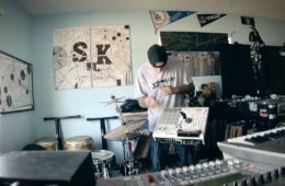 S.K.ill - Its All Live MPC2000xl Live Beat (Video)