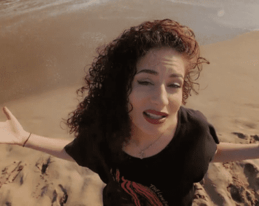 Alyssa Marie Pays Tribute To Phife Dawg- Can I Kick It (Video)