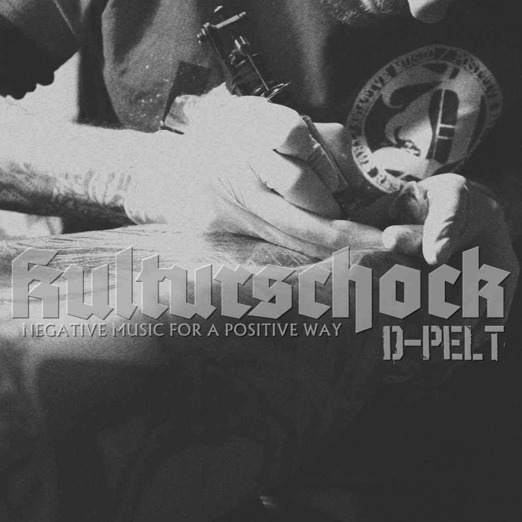 Berlin Germany MC D-Pelt Drops New Mixtape - KULTURSCHOCK