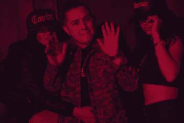 Matthew Elias Drops His New Video - WOLVES Via CaviGoldRecords