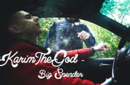 Rising Chicago MC KarimTheGod Drops New Video - Big Spender