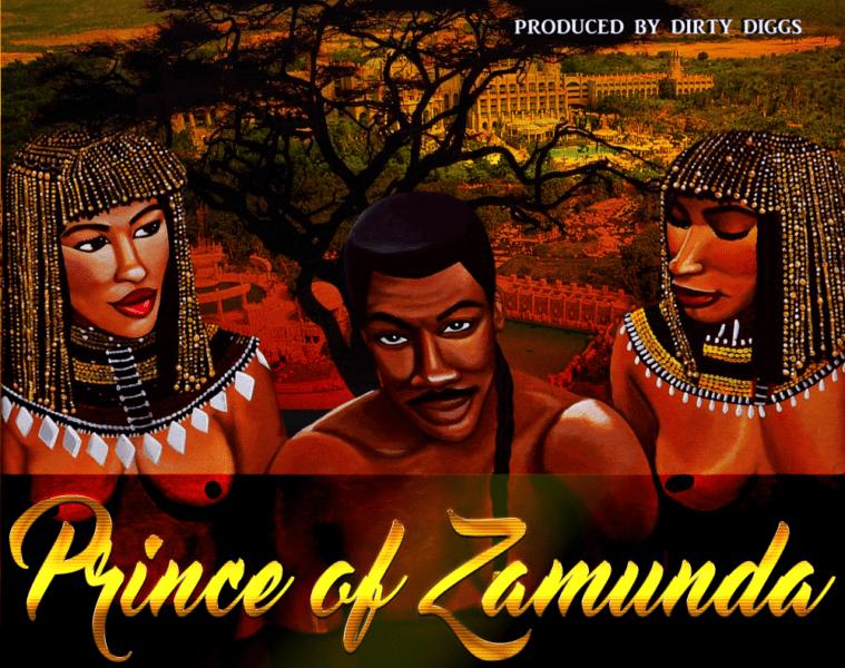 """New Single By Soul King - """"Prince of Zamunda"""""""