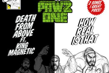 LA Underground Heavyweight Pawz One Drops His Double Pack - F.U.C.K! Singles