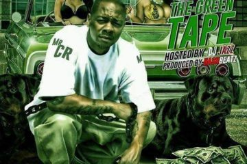 "Los Angeles Indie Hip Hop Veteran Mister CR Drops New Mixtape - ""The Green Tape"" Hosted By. DJ Jazz"