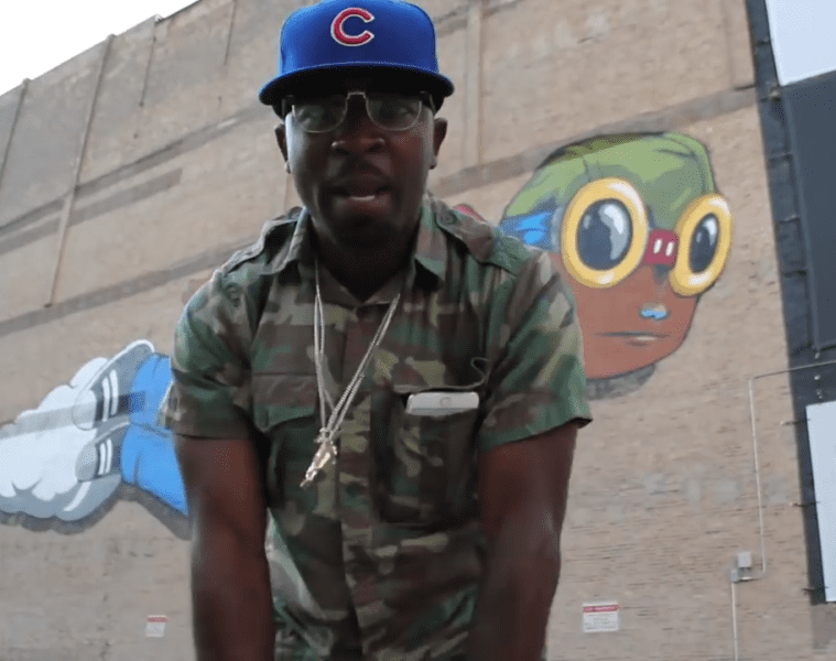 "International Maverick Drops New Video - ""4PM In Chicago"" Freestyle"