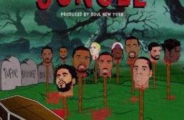 Black Face Drops New Vicious Single - Jungle