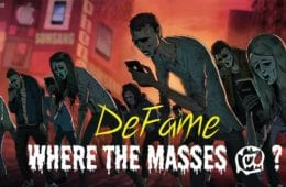 "DeFame Drops Controversial New Video - ""Where The Masses At?"""