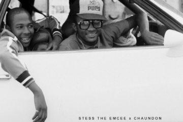 New Single By Stess The Emcee - Joeski Love Style Ft. Chaundon
