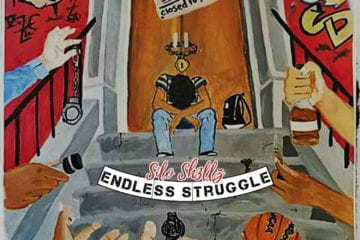 "Silo Sh3llz Drops New Mixtape - ""Endless Struggle"""