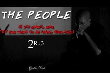 "2Ru3 Drops A Powerful New Video - ""The People"""