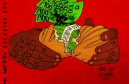 "Gk Nesso Drops Hot New Single - ""Breaking Bread"" (Prod. By Ny Bangers)"