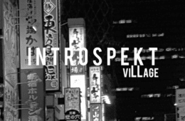 "Introspekt Drops Single - ""ViLLage"" Prod.By J Dilla"