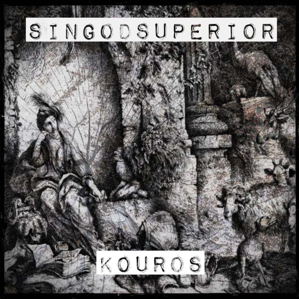 "Singodsuperior Drops His Latest Experimental Mixtape - ""Kouros"""