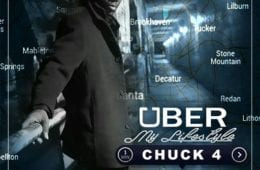 "New Single By Chuck 4 - ""Uber My Lifestyle"""