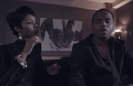 Glamour Gurl Pearl Drops Her New Video - Real Thing Ft. Mack Wilds
