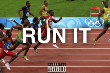 "New Single By Jack David - ""Run It"" Ft. Teww Talez"
