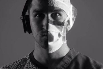 "Rapper/Surgeon MDMC Drops Debut Video - ""Mama Won't Approve"""