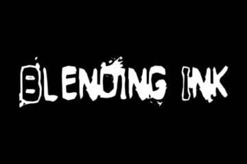 New Single By Blake Jordan - Blending Ink