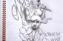 R-Mean Releases Tribute Mixtape - Nas & Em