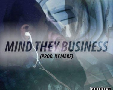 """New Single By Rick Smoove - """"Mind They Business"""" (Prod. By Marz Beats)"""