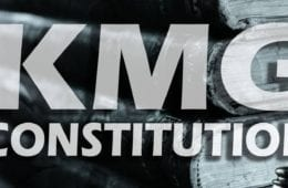 "K.M.G. Drops New Single - ""Constitution"" (Prod. By Isidro Fortunato)"