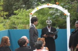 MF DOOM Found Officiating A Wedding