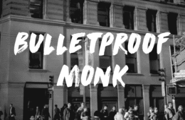 "Phonz Drops New Album- ""Bulletproof Monk"""