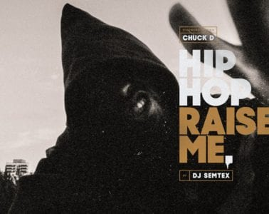 The Book By DJ Semtex, Hip Hop Raised Me Foreword By Chuck D