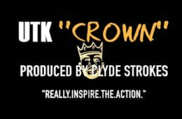"Lyric Video By Universe The King - ""Crown"""