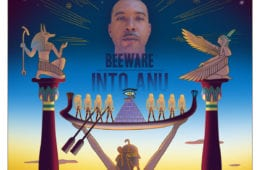 Chicago MC Beeware Drops New EP - Into ANU