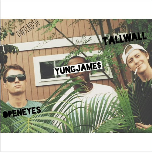 """New Single By Open Eyes - """"GUAC"""" Ft. YUNGJAME$ & TallWall"""