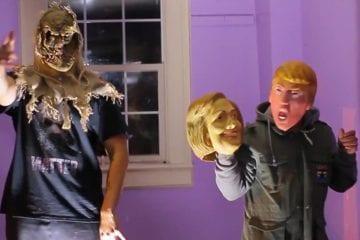New Video By Sparda Lanzzeti - Scarecrow Ft. CrackaJack
