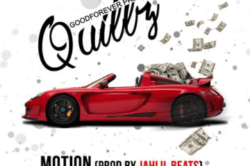 "New Single By Quillz - ""Motion"" (Prod. By Jahlil Beats)"
