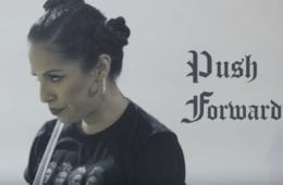 Reverie Drops Her Latest Video - Push Forward