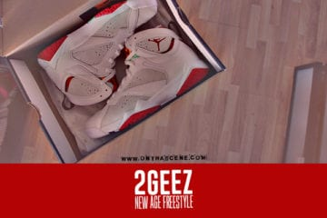 New Single By 2Geez - New Age Freestyle