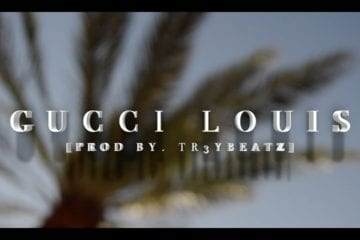 New Video By Jerk Money Stackz - Gucci Louie