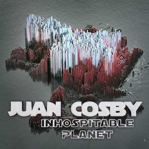 """Inhospitable Plane"" by Counterfeit Money Machine beat producer Juan Cosby"