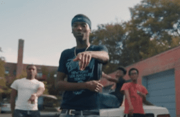 "New Video By 19-Year-Old Hip Hop Artist Kay Real - ""Post Up"""