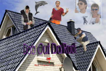 "New Single By Lil Higgy The Dolphin God - ""Dab Out Da Roof"" Ft. Lucky P, ADHD Boi & Pussy Boi"