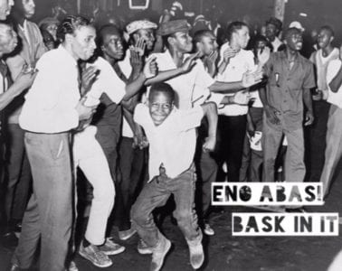 New Single By Eno Abasi - Bask In It (Prod. By Randy B)