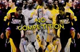 New Single By Ev Vinyls - No Competition