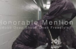 New Video By Keepz Jewelz - Honorable Mention Shook Ones Pt. II Remix