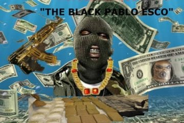 "North Carolina's Noface Famous Drops New Single - ""The Black Pablo Esco"""