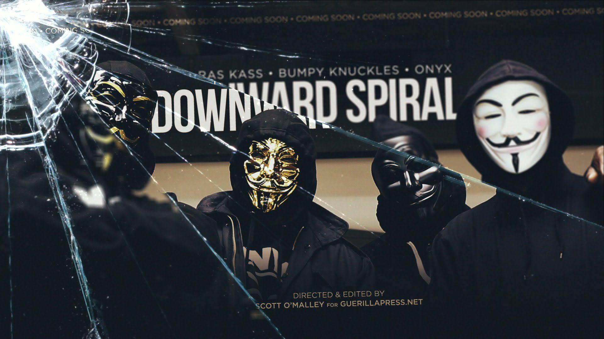 Ras Kass Drops New Video - Downward Spiral Ft. Bumpy Knuckles & Onyx