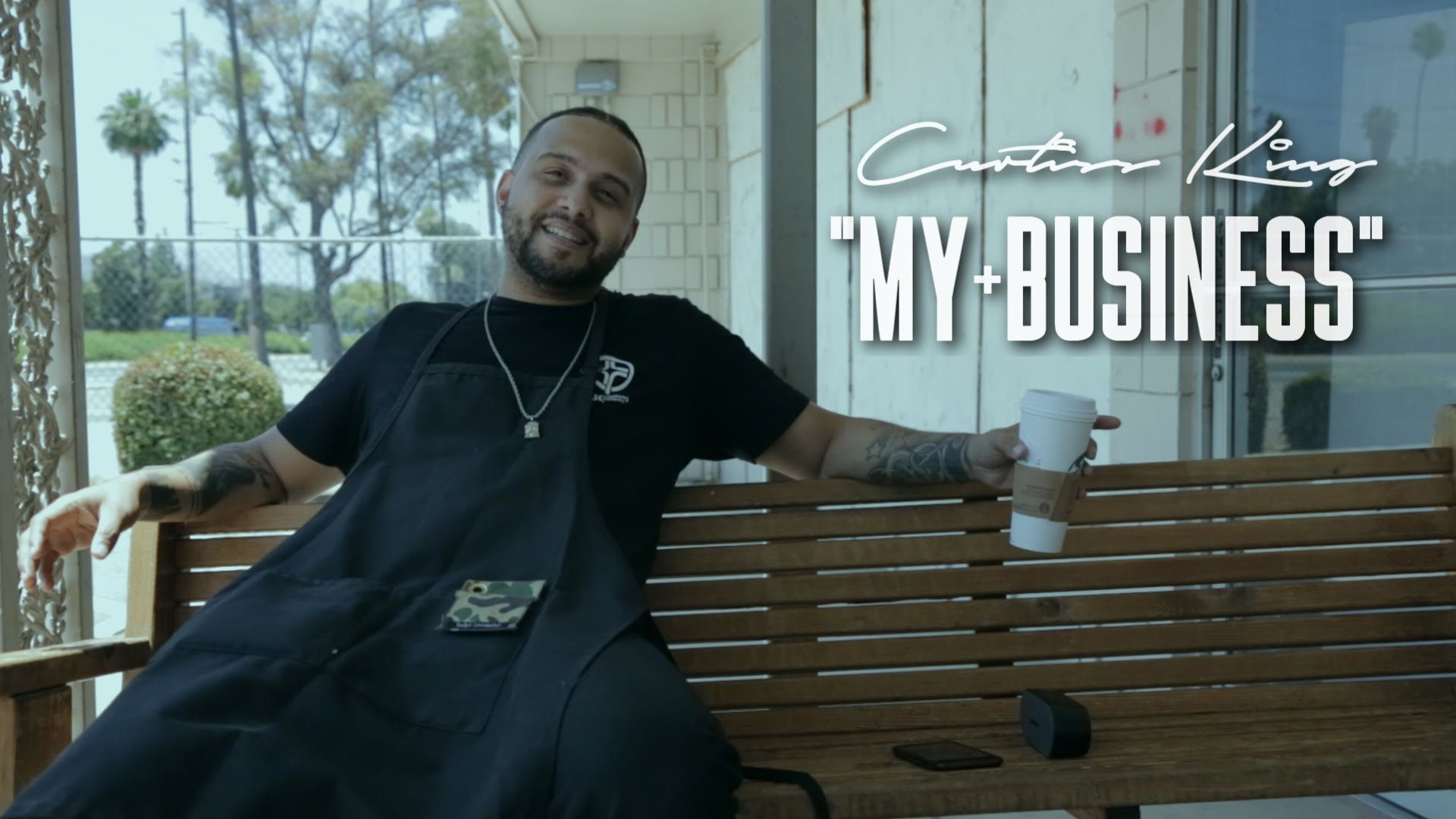 Curtiss King & Oh Gosh Leotus - My Business (Video)