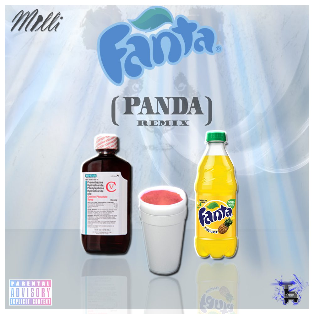 Milli - Fanta (Panda Remix)