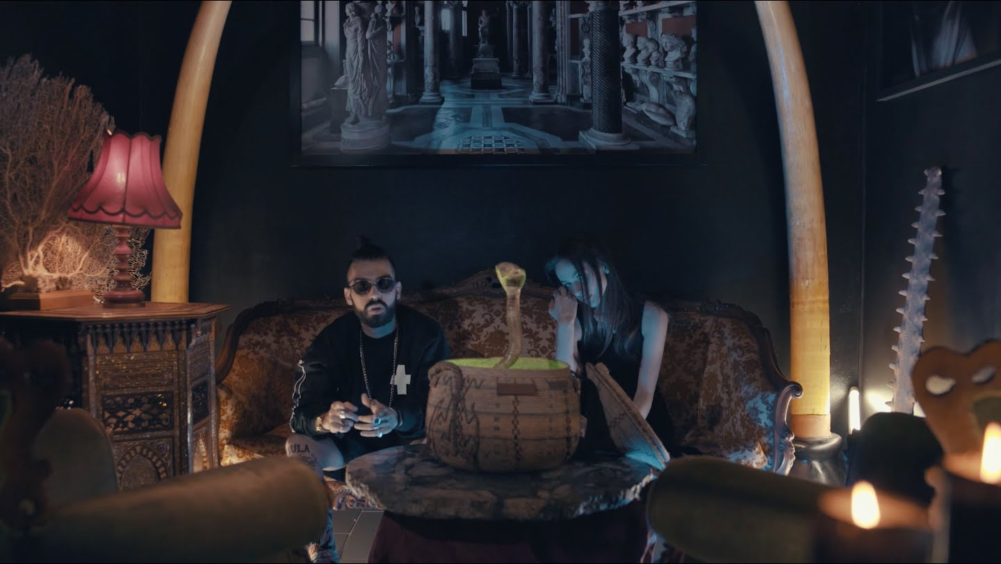 Pacman XII Drops New Video - Daidaleos Ft. Doc x Brown