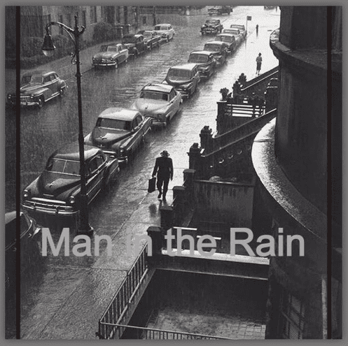 "Saint Even - ""Man In The Rain"""