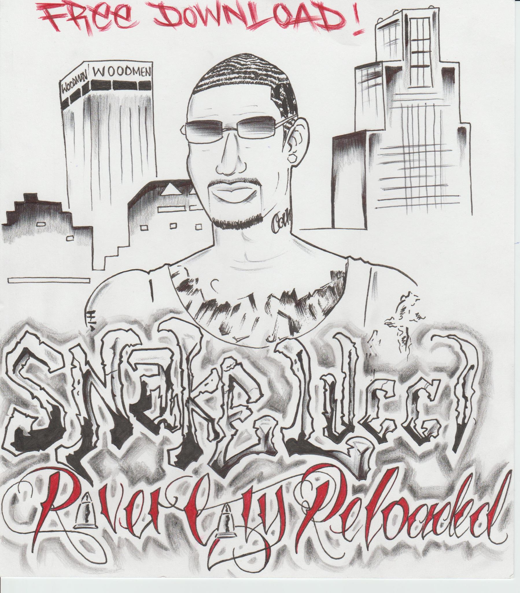 Snake Lucci - River City Reloaded (Album)