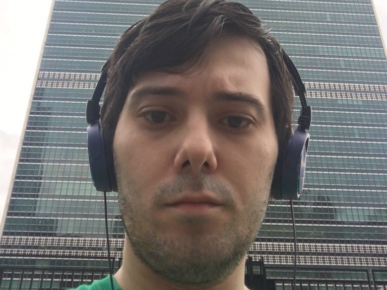 Martin Shkreli Leaks Wu-Tang Clan Album After Trump Wins